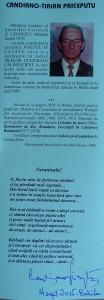 Candiano Priceputu autograf 14 septembrie 2015 1