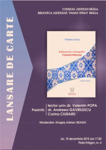 afis Violeta Craiu