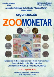 Afis - Zoo Monetar